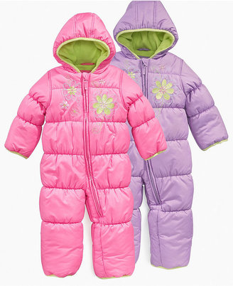 Hawke & Co Outfitter Kids Snowsuit, Toddler Girls Flower Snowsuit