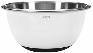 OXO (オクソー) - [OXO] ステンレスミキシングボウル(中)ホワイト