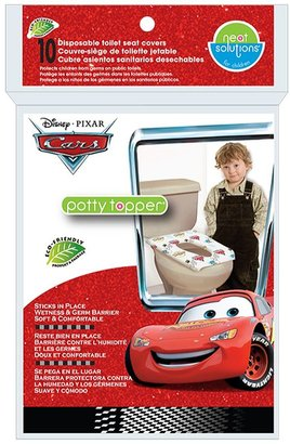 Disney / pixar cars potty topper 10-pk. disposable toilet seat covers by neat solutions