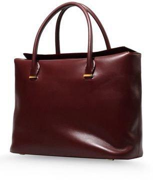 The Row Medium leather bag