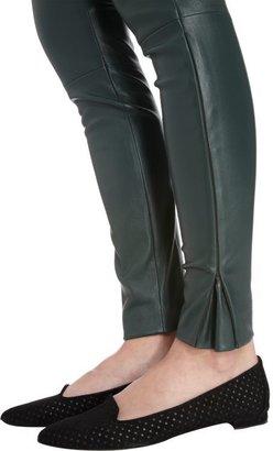 The Row Women's Notterly Legging-Green