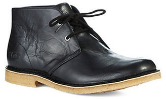 UGG Mens Leighton Leather Desert Boots
