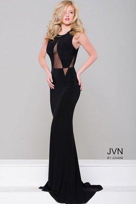 Jovani Simple Jersey Fitted Dress JVN41863