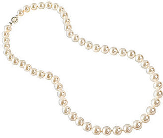 Cezanne Single-Strand Pearl Necklace