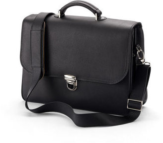 Aspinal of London City Laptop Briefcase