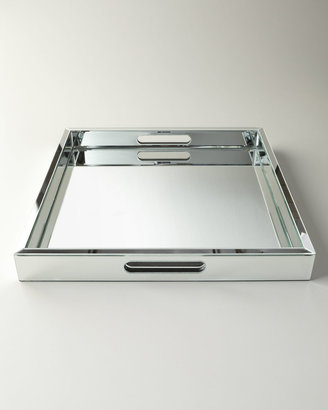 Horchow Regina-Andrew Design Large Mirrored Tray