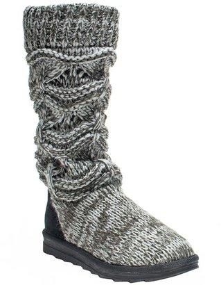 Muk Luks Jamie Short Knit Boots