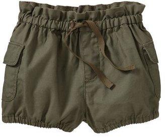 Gap Bubble cargo shorts