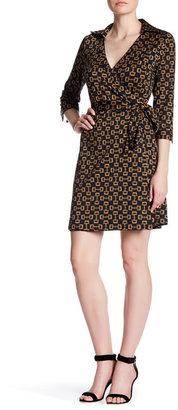 Julie Brown Milo Wrap Dress $158 thestylecure.com