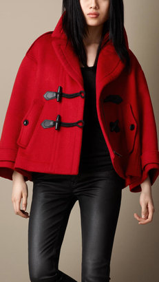 Burberry Swing Duffle Coat