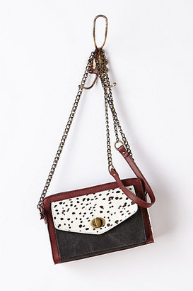 Anthropologie Cheval Crossbody Bag