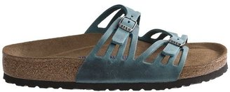 Birkenstock Granada Sandals - Leather, Soft Footbed (For Women)