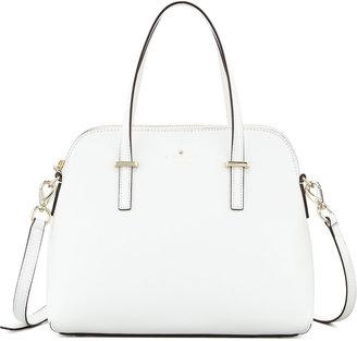 Kate Spade Cedar Street Maise Satchel Bag, Cream