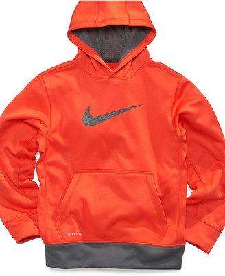 Nike Boys Hoodie, Swoosh Performance Pullover Hoodie