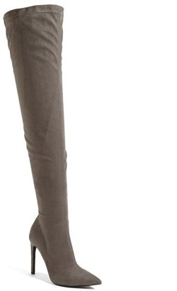 Jeffrey Campbell 'Essie' Over the Knee Stretch Boot