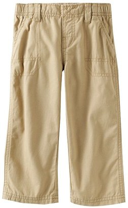 Carter's solid woven pants - baby