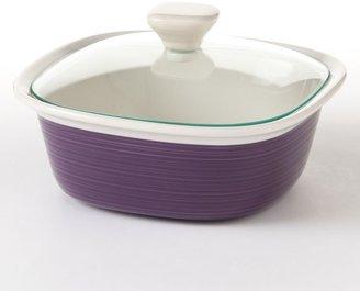 Corningware etch 1 1/2-qt. casserole dish