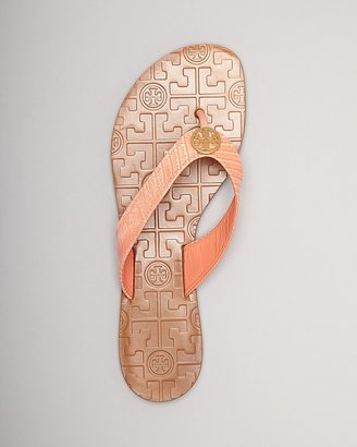 Tory Burch Thong Sandals - Thora 2