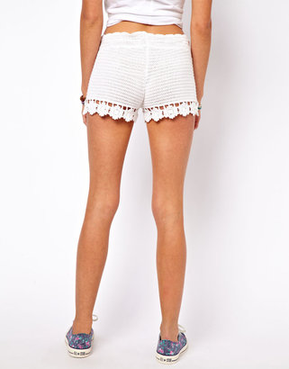 Asos Crochet Short