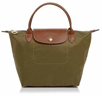 Longchamp Le Pliage Small Top Handle Nylon Handbag