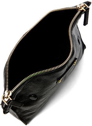 Alexander McQueen De Manta Cosmetics Case in Black