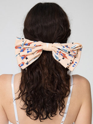 American Apparel California Select Original Arrowhead Oversized Bow Hair Clip