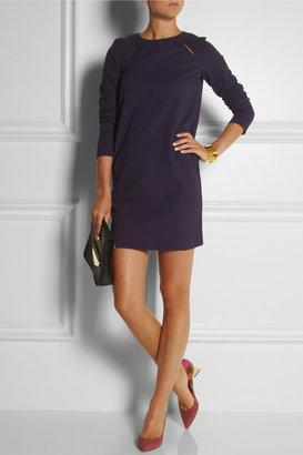 M Missoni Cutout stretch-jersey mini dress