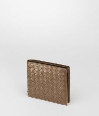 Bottega Veneta Bronze intrecciato vn wallet