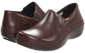 Timberland Renova Professional (Brown) Women's Slip on Shoes