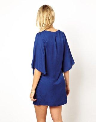 Asos Shift Dress with Kimono Sleeve