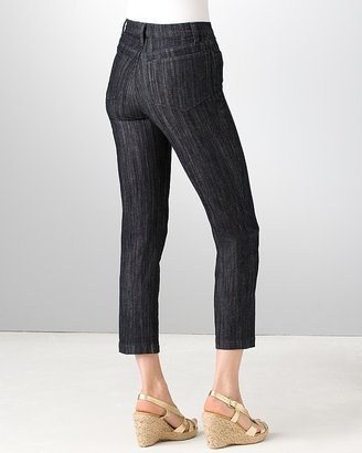 "Not Your Daughter's Jeans Audrey"" ankle-length jeans"
