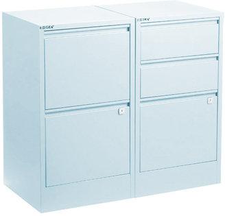 Bisley Light Blue File Cabinets