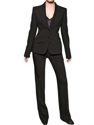 Dolce & Gabbana Turlington Stretch Wool Suit