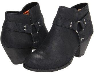 BC Footwear Crocodile Tears (Black Distressed) - Footwear