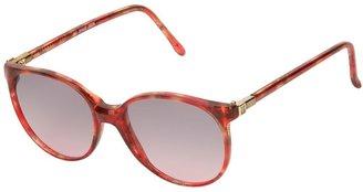 LANVIN Pre-Owned Round Sunglasses