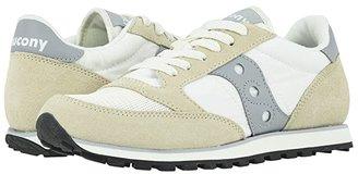 Saucony Jazz Low Pro (Black/Cream) Women's Classic Shoes