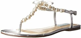 Blue by Betsey Johnson Women's SB-Pearl Sandal $70.87 thestylecure.com