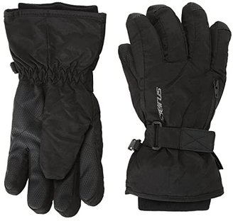 Seirus Jr Stash Glovetm (Black) Extreme Cold Weather Gloves