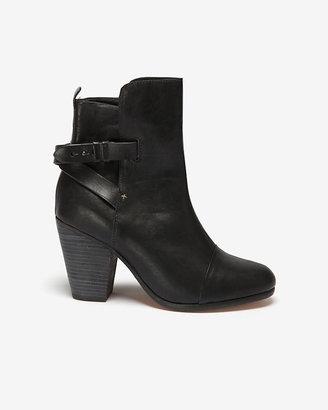 Rag and Bone Rag & Bone Kinsey Leather Ankle Boot: Black
