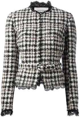 Valentino tweed jacket