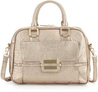 Z Spoke Zac Posen Americana Large Duffle Bag, Gold