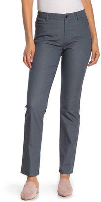 Lafayette 148 New York Primo Denim Curvy Fit Slim Leg Jeans