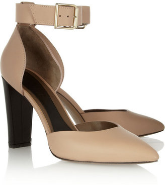 Marni Pointed leather sandals