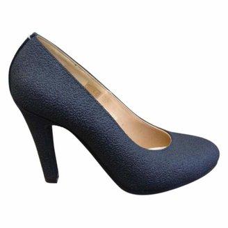 Maison Margiela \N Black Rubber Heels
