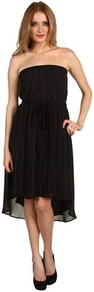 Culture Phit Colleen Tube Dress (Black) - Apparel