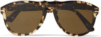Persol 649 54 Tabacco Virginia Polarised Acetate Sunglasses