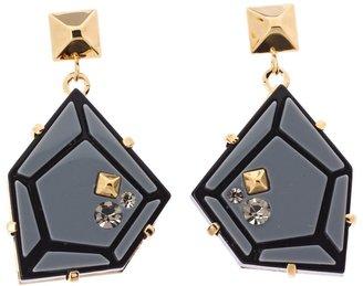 Marc by Marc Jacobs Swinging Jewels Earring (Grey Multi) - Jewelry