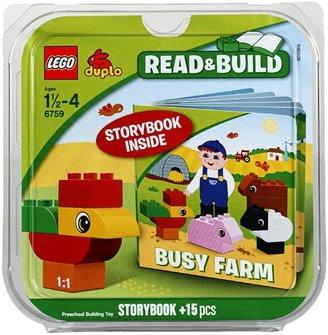 Lego DUPLO Read & Build Busy Farm (15 pcs) - 6759