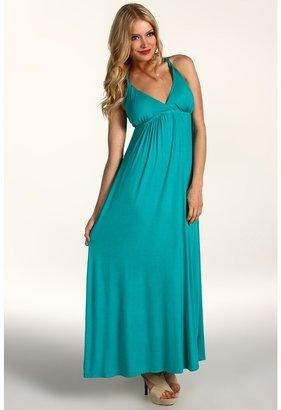 Type Z Habiba Maxi Dress (Green) - Apparel