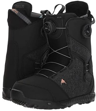 Burton Felix Boa(r) (Black) Women's Cold Weather Boots